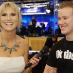 Don Bartos met een Ok doei..-shirt bij de 11e European Poker Tour in Malta. ©Screenshot YouTube