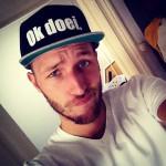 Foto van @xl.chris op Instagram met een Ok doei. pet (snapback)