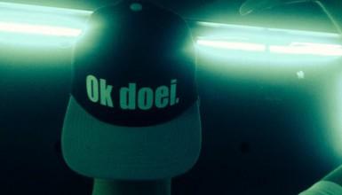 @alvintoffler met Ok doei. pet (snapback)